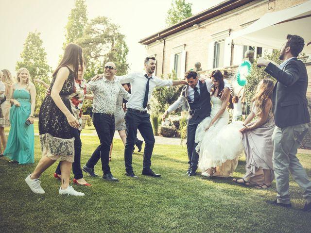 Il matrimonio di Matteo e Manuela a Cento, Ferrara 47