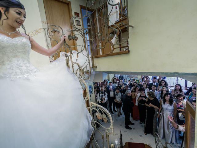 Il matrimonio di William e Annarosa a Capaccio Paestum, Salerno 14