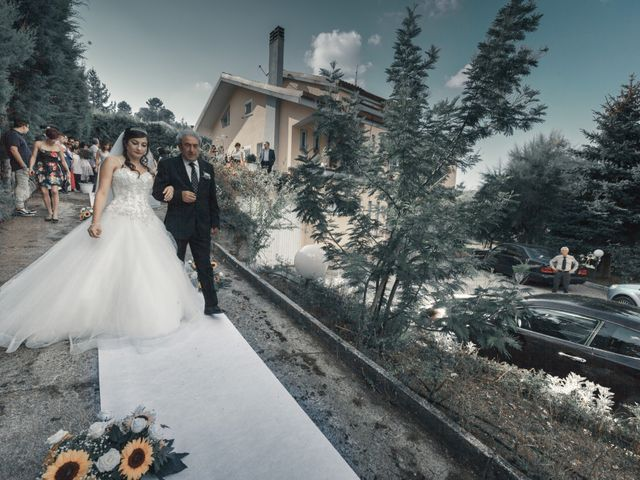 Il matrimonio di William e Annarosa a Capaccio Paestum, Salerno 15