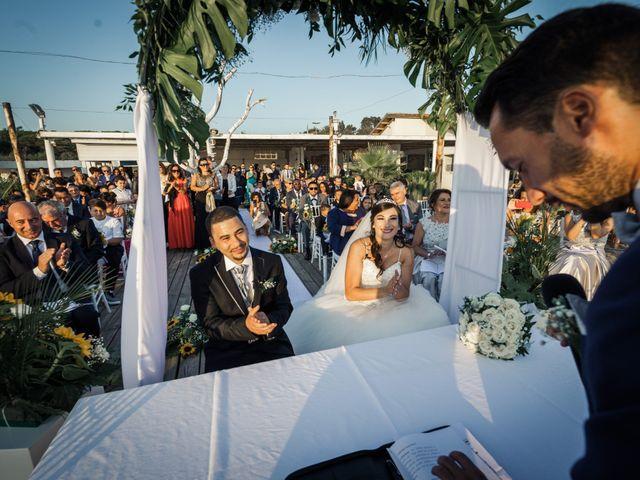 Il matrimonio di William e Annarosa a Capaccio Paestum, Salerno 21