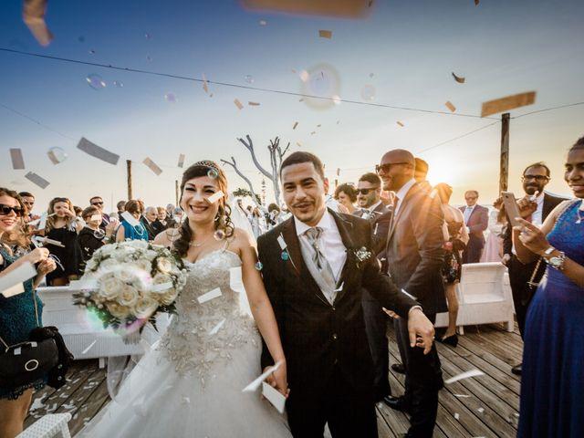 Il matrimonio di William e Annarosa a Capaccio Paestum, Salerno 23