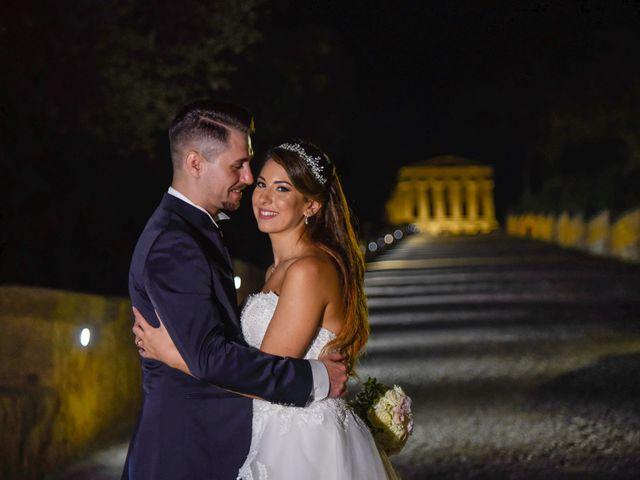 Il matrimonio di Manuel e Elisa a Agrigento, Agrigento 1