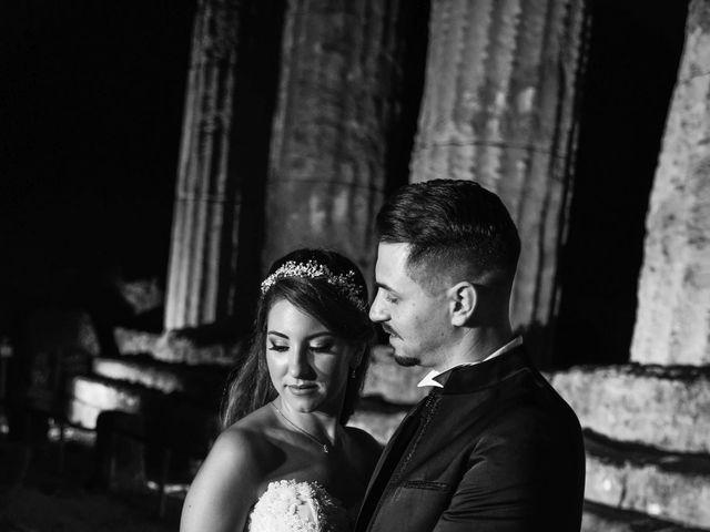 Il matrimonio di Manuel e Elisa a Agrigento, Agrigento 39