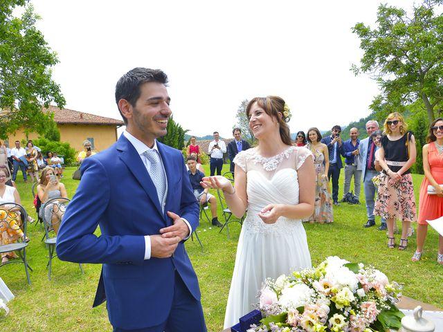 Il matrimonio di Fabio e Stefania a Verrua Savoia, Torino 17