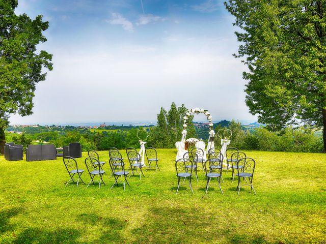 Il matrimonio di Fabio e Stefania a Verrua Savoia, Torino 18