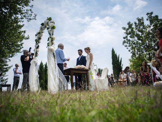 Il matrimonio di Fabio e Stefania a Verrua Savoia, Torino 19