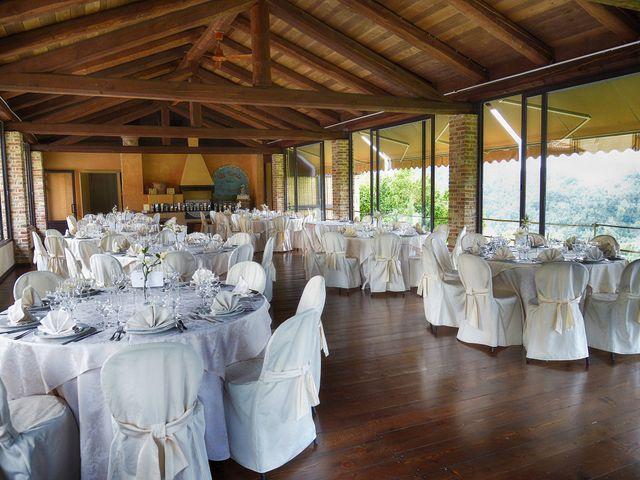 Il matrimonio di Fabio e Stefania a Verrua Savoia, Torino 23