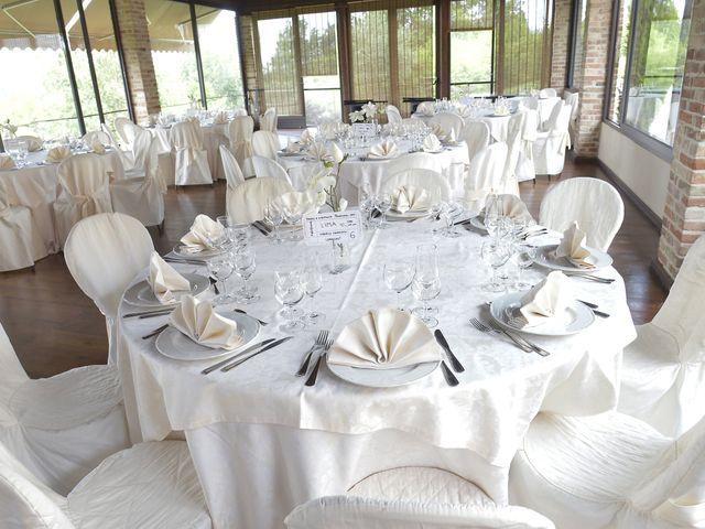 Il matrimonio di Fabio e Stefania a Verrua Savoia, Torino 24