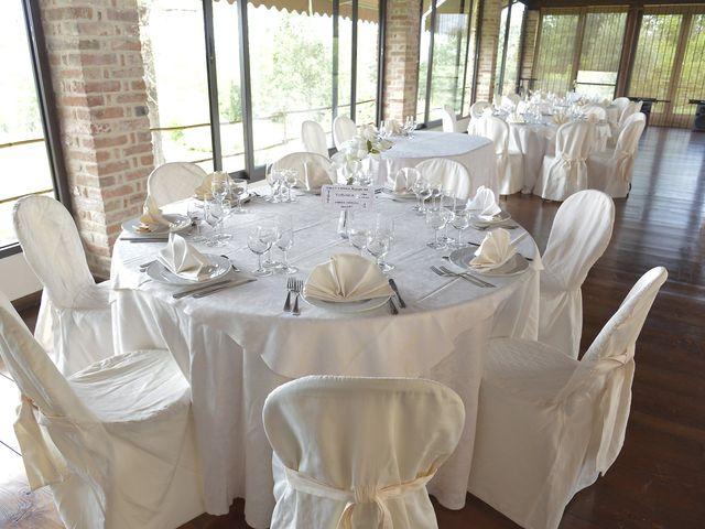 Il matrimonio di Fabio e Stefania a Verrua Savoia, Torino 25
