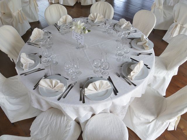 Il matrimonio di Fabio e Stefania a Verrua Savoia, Torino 26
