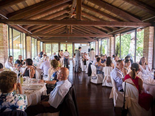 Il matrimonio di Fabio e Stefania a Verrua Savoia, Torino 27
