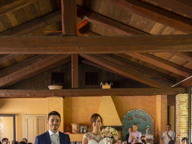 Il matrimonio di Fabio e Stefania a Verrua Savoia, Torino 28