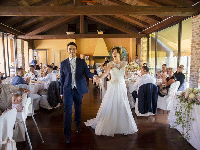 Il matrimonio di Fabio e Stefania a Verrua Savoia, Torino 29