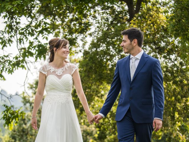 Il matrimonio di Fabio e Stefania a Verrua Savoia, Torino 32