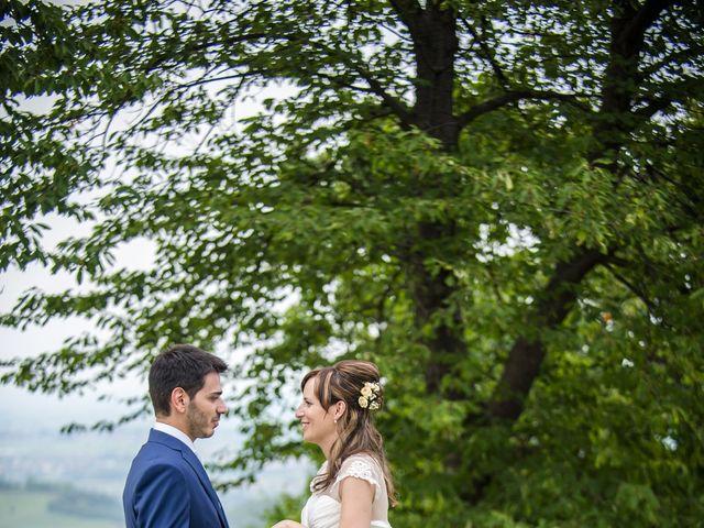 Il matrimonio di Fabio e Stefania a Verrua Savoia, Torino 33