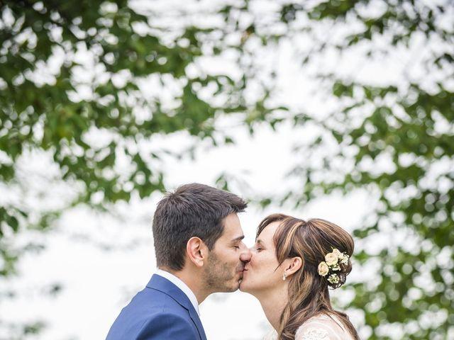 Il matrimonio di Fabio e Stefania a Verrua Savoia, Torino 34