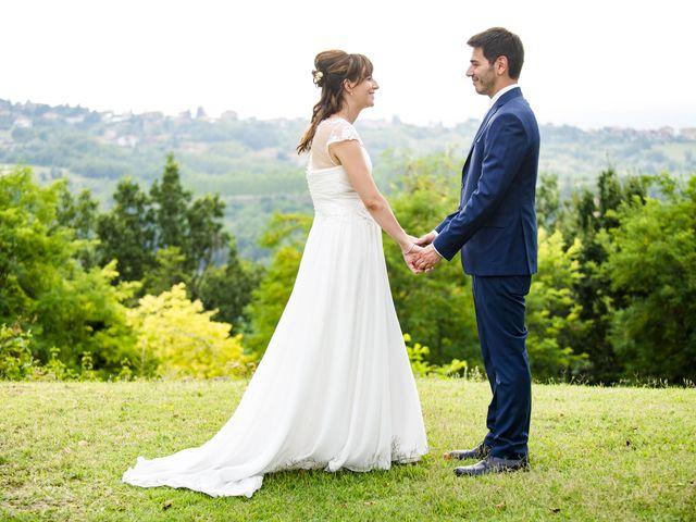 Il matrimonio di Fabio e Stefania a Verrua Savoia, Torino 36