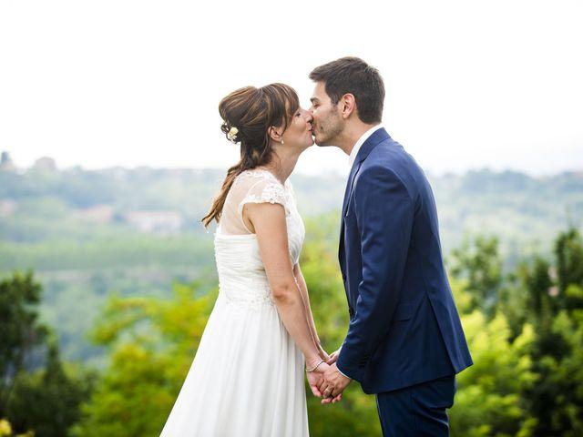Il matrimonio di Fabio e Stefania a Verrua Savoia, Torino 38
