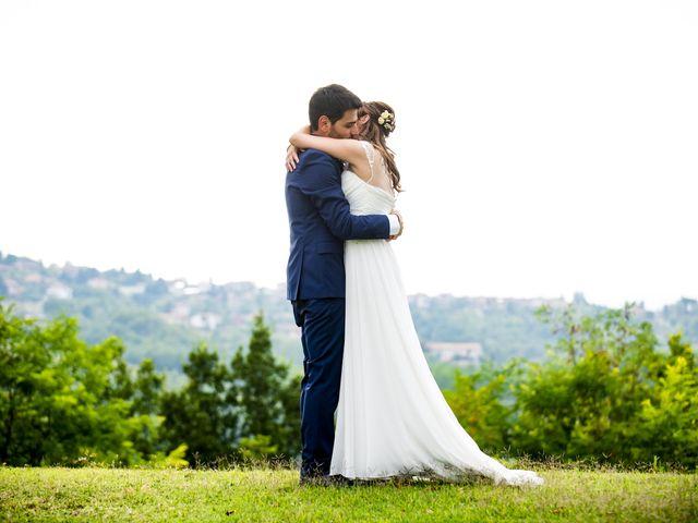 Il matrimonio di Fabio e Stefania a Verrua Savoia, Torino 39