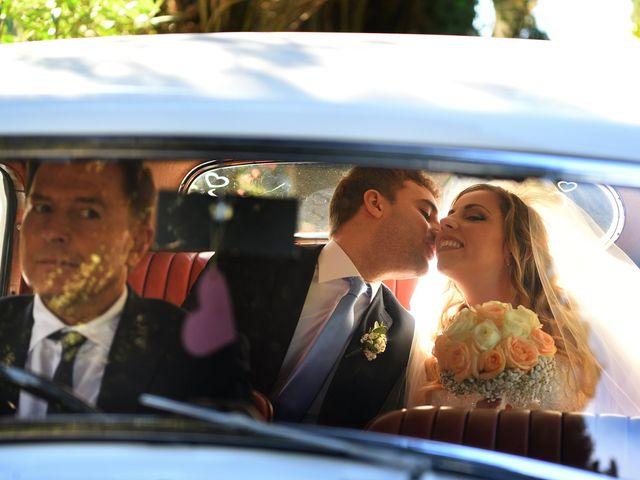 Il matrimonio di Giulia e Francesco a Roma, Roma 5
