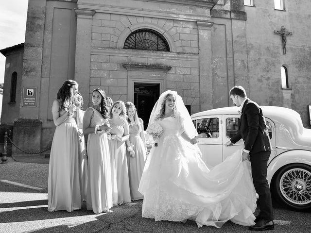 Il matrimonio di Giulia e Francesco a Roma, Roma 6