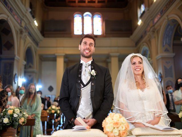 Il matrimonio di Giulia e Francesco a Roma, Roma 9