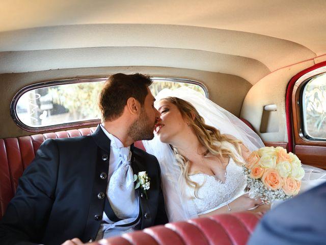 Il matrimonio di Giulia e Francesco a Roma, Roma 10