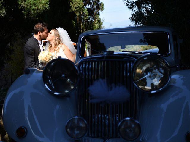 Il matrimonio di Giulia e Francesco a Roma, Roma 11