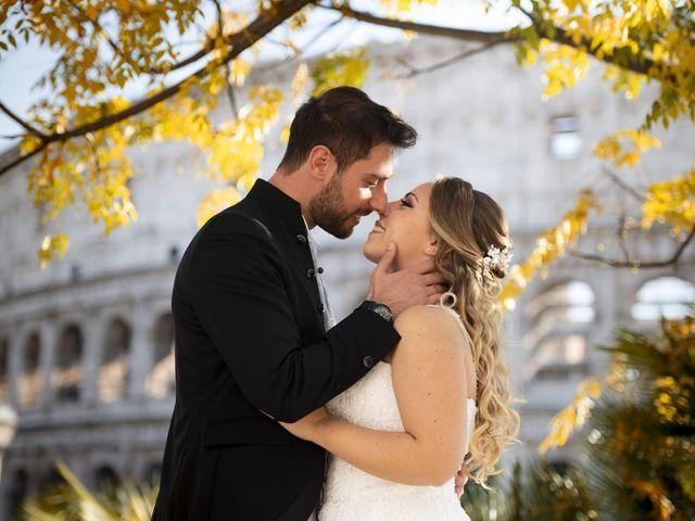 Il matrimonio di Giulia e Francesco a Roma, Roma 21