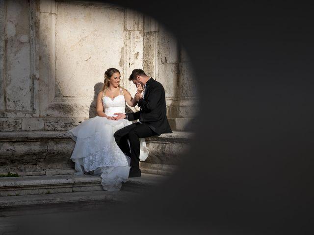 Il matrimonio di Giulia e Francesco a Roma, Roma 22
