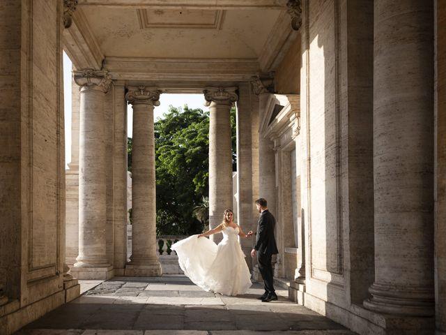 Il matrimonio di Giulia e Francesco a Roma, Roma 23