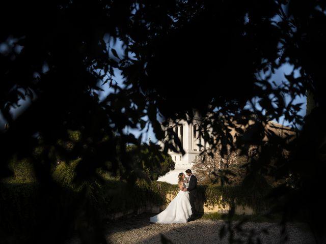 Il matrimonio di Giulia e Francesco a Roma, Roma 24