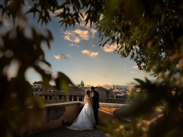 Il matrimonio di Giulia e Francesco a Roma, Roma 25