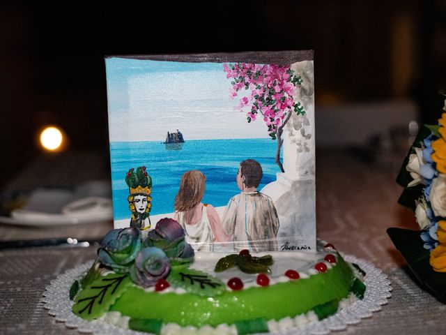 Il matrimonio di Paolo e Elisa a Stromboli, Messina 2