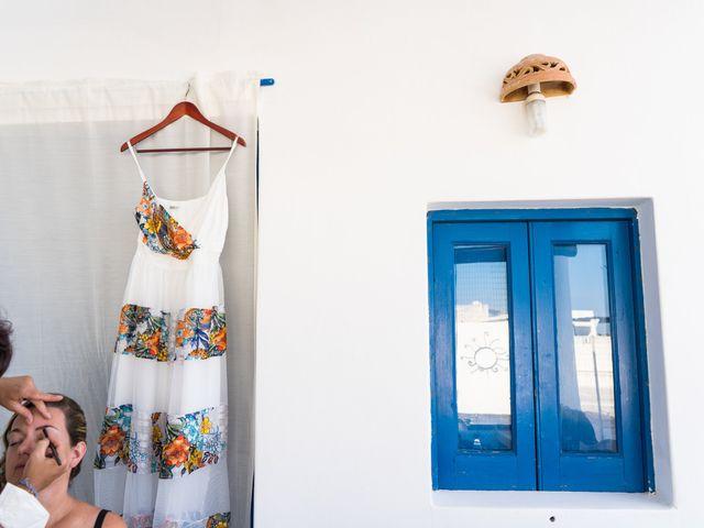 Il matrimonio di Paolo e Elisa a Stromboli, Messina 4