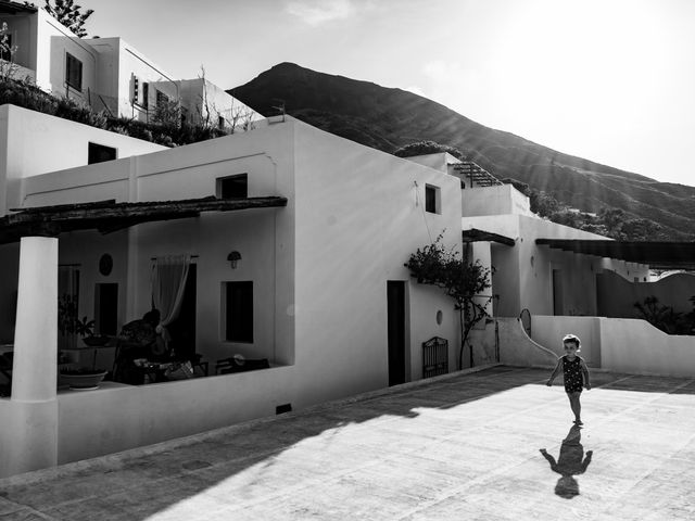 Il matrimonio di Paolo e Elisa a Stromboli, Messina 5