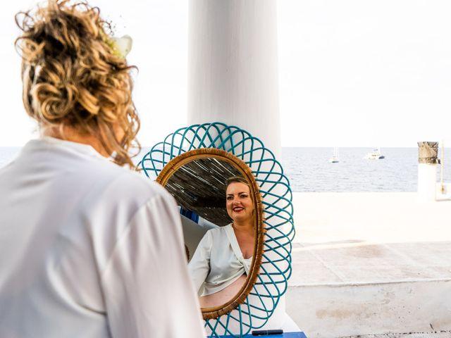 Il matrimonio di Paolo e Elisa a Stromboli, Messina 7