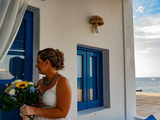 Il matrimonio di Paolo e Elisa a Stromboli, Messina 8