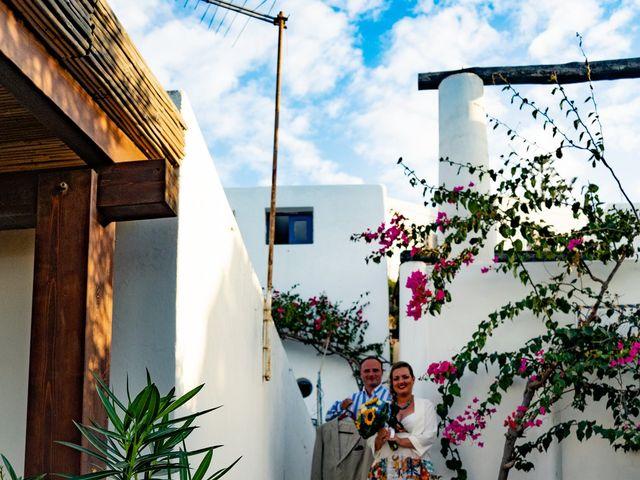 Il matrimonio di Paolo e Elisa a Stromboli, Messina 10