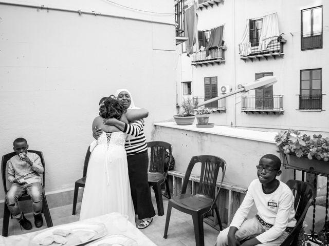 Il matrimonio di Joseph e Asmin a Palermo, Palermo 7