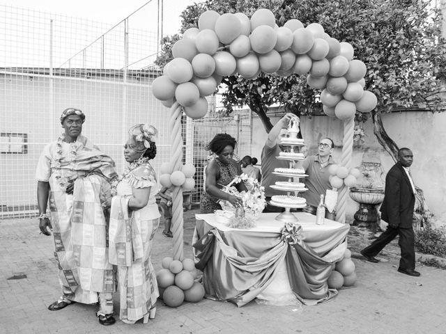 Il matrimonio di Joseph e Asmin a Palermo, Palermo 38