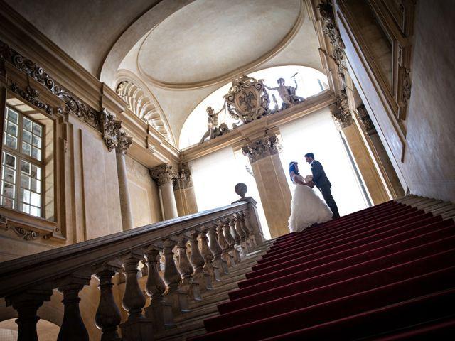 le nozze di Marcello e Eleonora