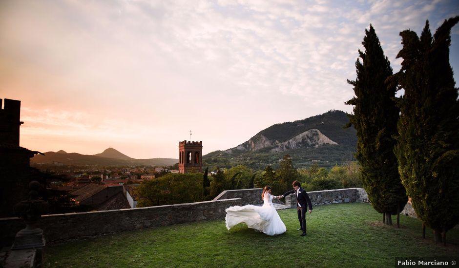 Il matrimonio di Stefano e Raffaella a Monselice, Padova