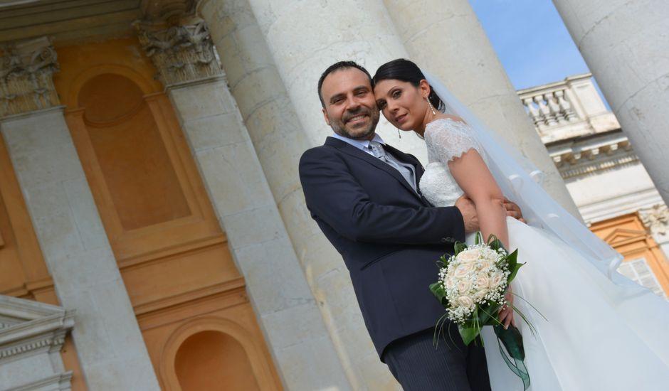 Il matrimonio di Stefania e Salvatore a San Francesco al Campo, Torino