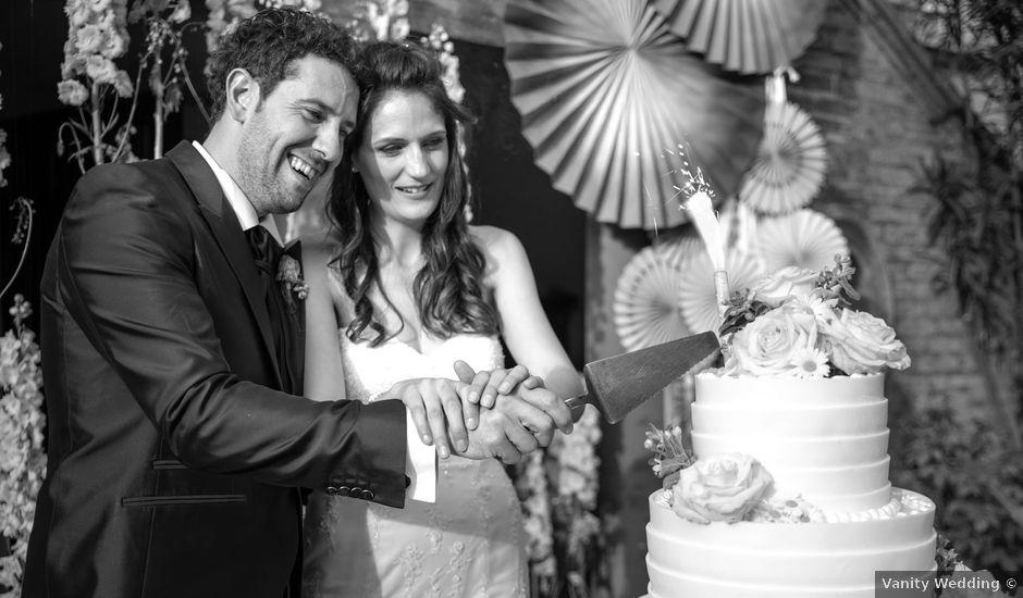 Il matrimonio di Matteo e Manuela a Cento, Ferrara