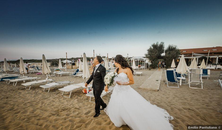 Il matrimonio di William e Annarosa a Capaccio Paestum, Salerno