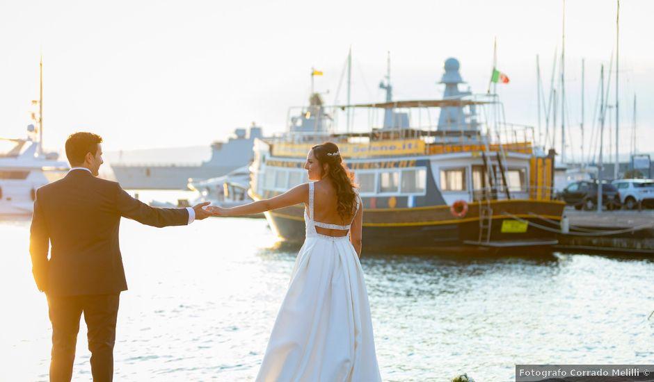Il matrimonio di Gianluca e Daniela a Siracusa, Siracusa