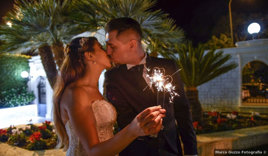 Il matrimonio di Manuel e Elisa a Agrigento, Agrigento