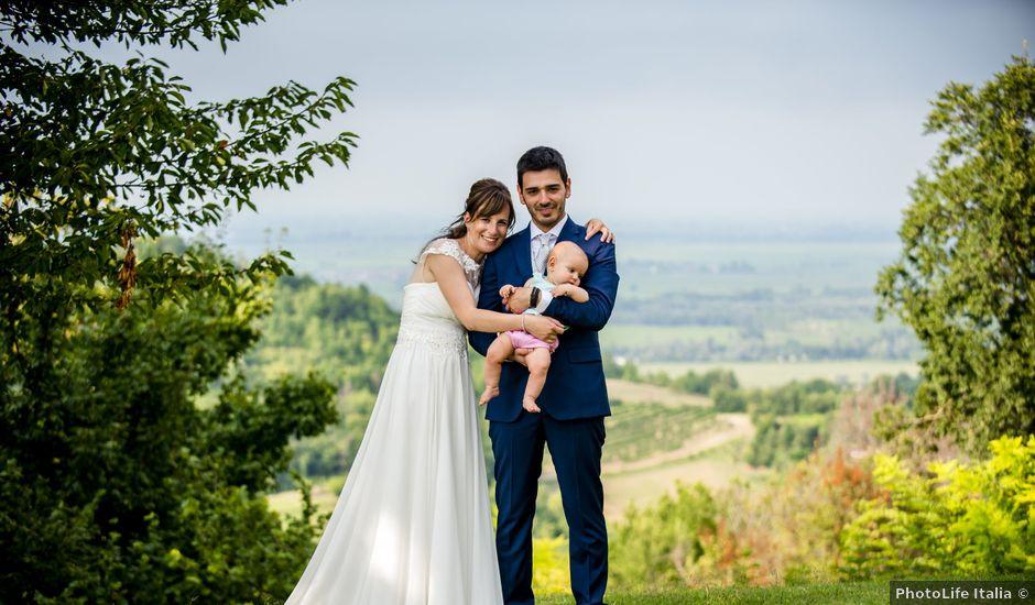 Il matrimonio di Fabio e Stefania a Verrua Savoia, Torino