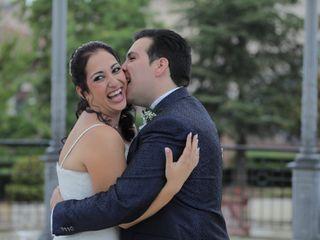Le nozze di Daiana e Pietro